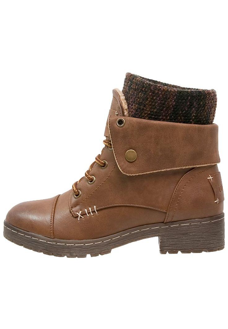 Chaussures Coolway BRINGIT - Bottines à lacets - camel chameau: 59,00 € chez Zalando (au 24/09/16). Livraison et retours gratuits et service client gratuit au 0800 915 207.