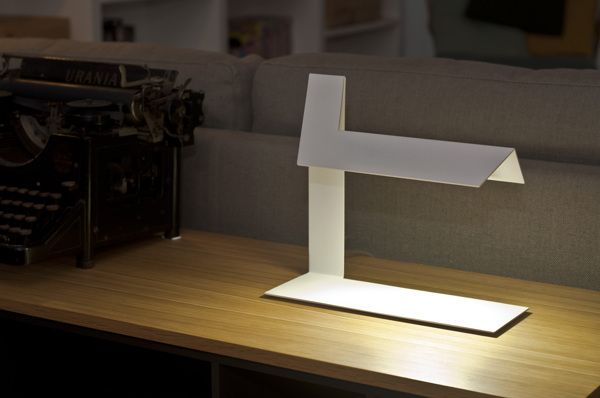 PLIÉ COLLECTION | Wall, Table and Floor lamps on Furniture Served