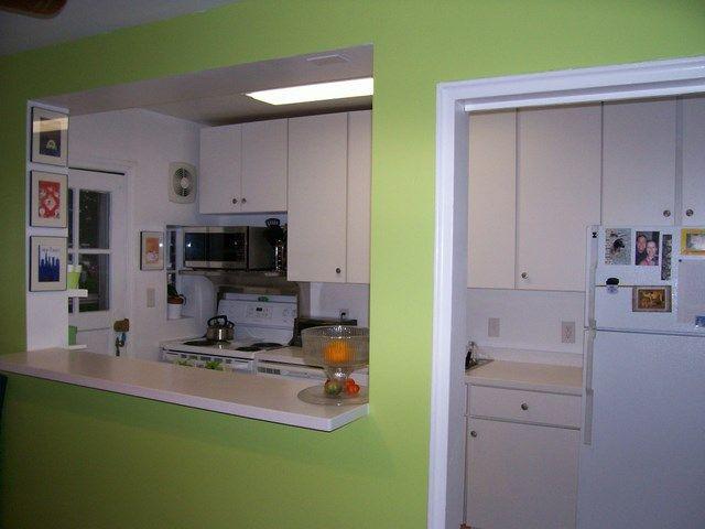 Apartment Kitchen Countertop Decorating Ideas