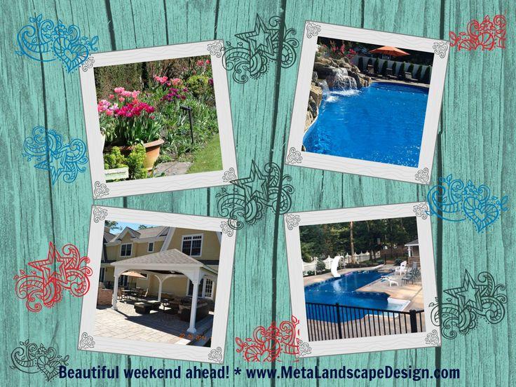 Outdoor Living Spaces. See More. Beautiful Weekend Ahead! Call  Metamorphosis #Landscape Design Today At 631.673.META (6382
