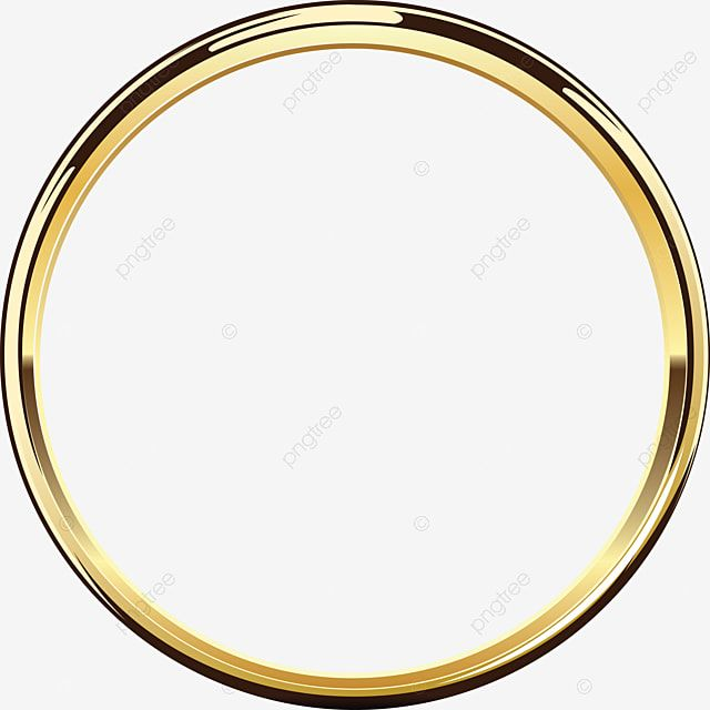 Gold Lebel Element Gold Circle Goldcircle Gold Png And Vector With Transparent Background For Free Download In 2021 Gold Circle Frames Frame Logo Background Wallpaper For Photoshop
