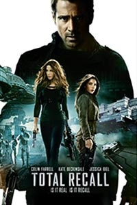 Total Recall - 08.02.12 starring Colin Farrell, Kate Beckinsale, Jessica Biel, Bryan Cranston and Bill Nighy.: Movie Posters, Full Movie, Colin O'Donoghu, Bryans Cranston, Totally Recall, Colin Farrell, Watches Movie, Recall 2012, Movie Online