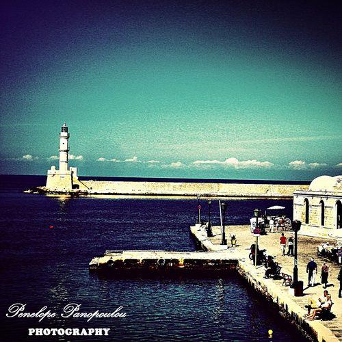 crete, Greece, and harbor εικόνα