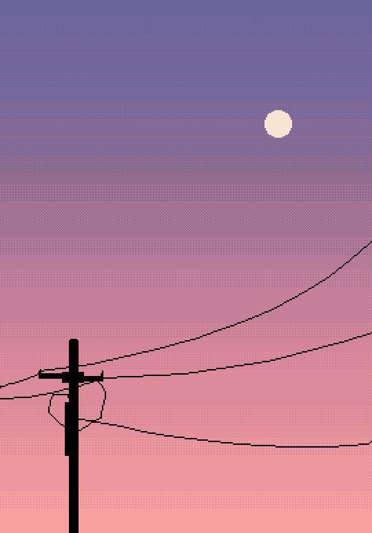ART BY @SOFTWARING — softwaring: lil shooting star | pixel ...