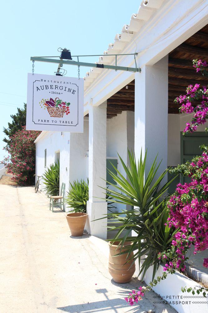 Aubergine Ibiza by Petite Passport