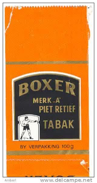 Boxer Tabak / onthou / pyprook / remember this