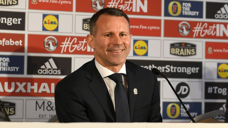Ryan Giggs eyes up promotion with Wales in Nations League #News #Football #NationsLeague #RoyKeane #RyanGiggs