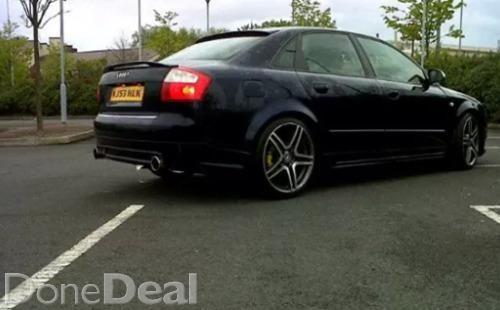 Audi A4 1.9TDI 2003