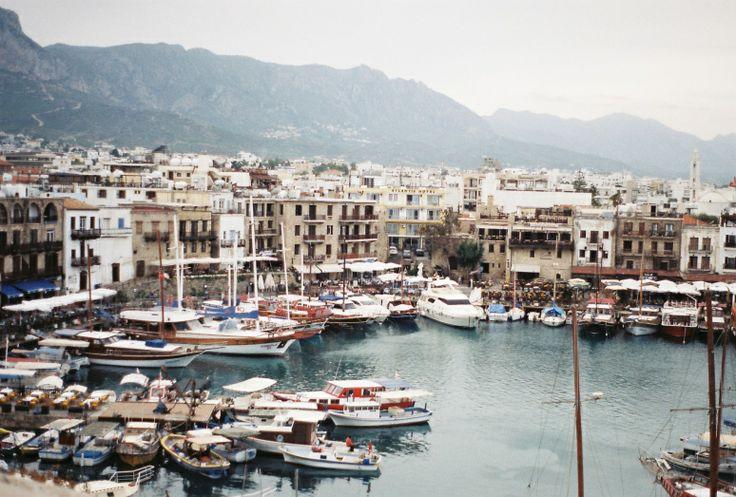 Kyrenia Harbor, North #Cyprus