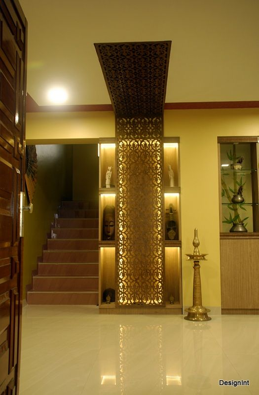 Engraving pattern for console & false ceiling