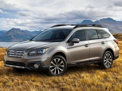 2016 Outback