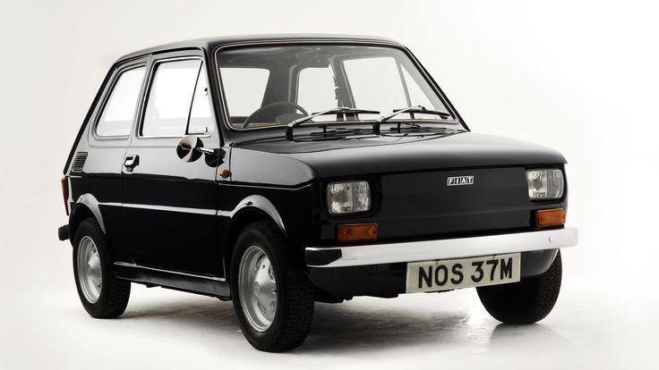 Fiat 126 UK-spec '1973–76