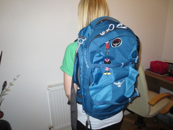 Osprey Farpoint 40L - Backpack Review