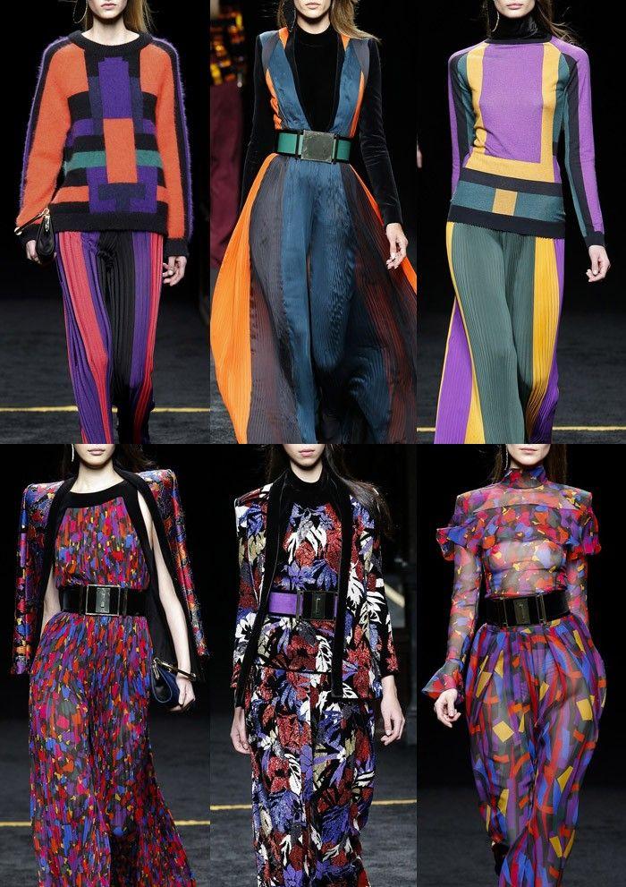 As estampas do inverno 2016 no Paris Fashion Week stylo urbano-1