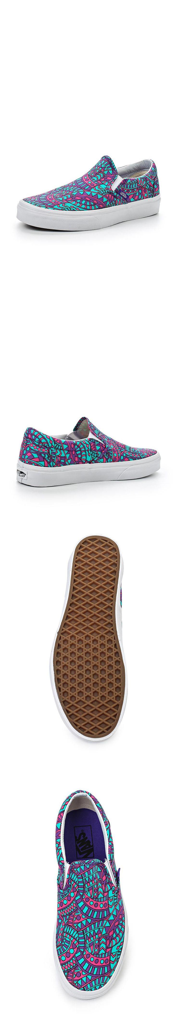 Женская обувь слипоны Vans за 6099.00 руб.