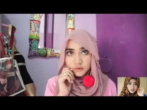 Tutorial Hijab-Lebaran 2016 Part 3