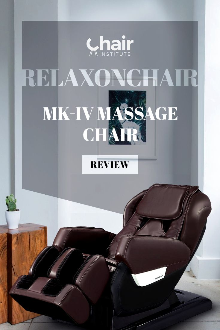 Don't miss our Relaxonchair MK-IV #massagechair review, where we analyze and rate the different aspects of this outstanding recliner @Relaxonchair via @chairinstitute