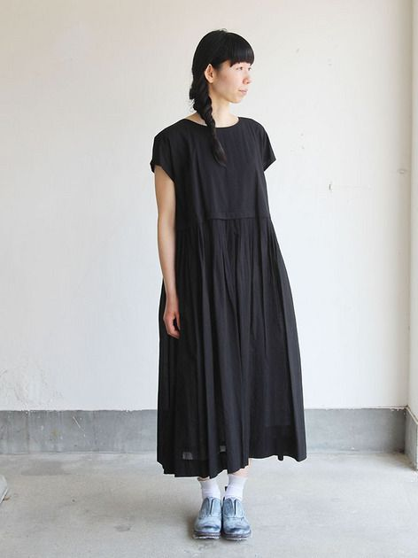 Tuck bottom dress 3