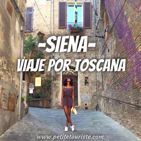 La primera parada del viaje por Toscana, fue SIena, Italia. Conoce todos los detalles.