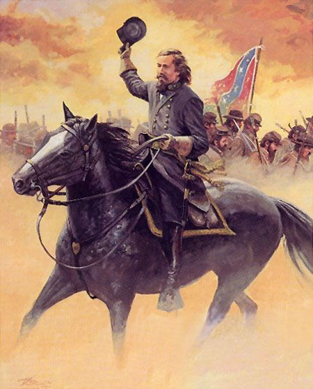 """a biography of george pickett a major general in the confederate states army By dr donald e collins by dr donald  uniform of the united states army and were  gordon, """"assumed a darker hue : major-general george e pickett,."""