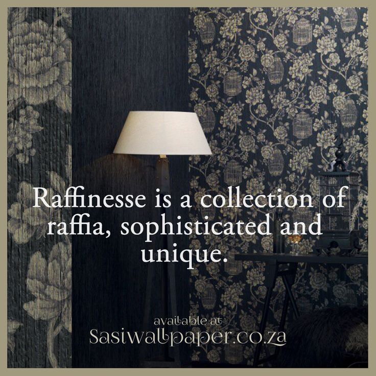 Raffinesse is a collection of raffia, sophisticated and unique textured wallpaper giving your walls a rich look and finish. Visit us to explore our collection. #wallpaper #texture