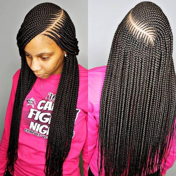 2019 African Hair Braiding :25 hair braiding hairstyles for black girls | Correc…