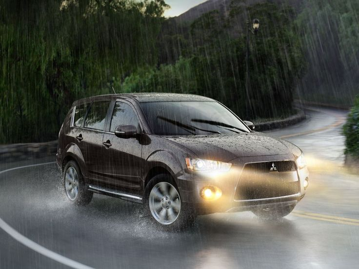 Mitsubishi Outlander North America '2009–13