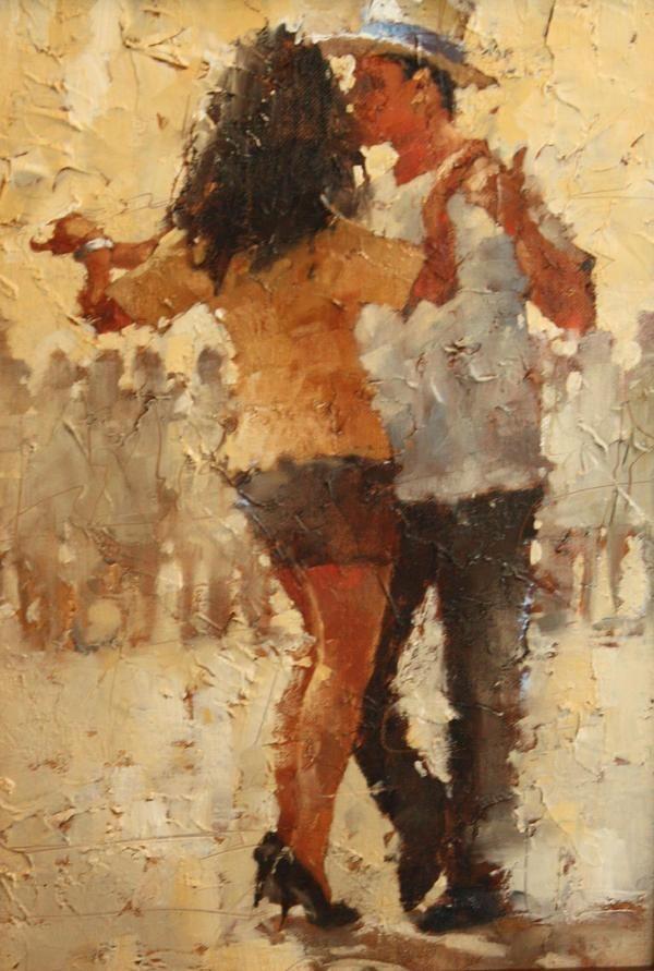 New Partner / Andre Kohn #dance| bailando en pareja | pachucochilango.com