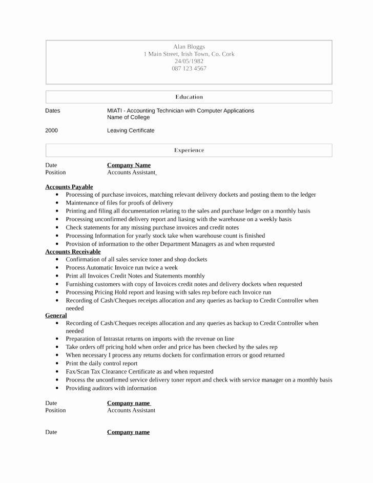 Entry Level Adjunct Professor Resume Luxury Entry Level Freshers Accounting Assistant Resume Adjunct Professor Resume Example Administrative Assistant Resume