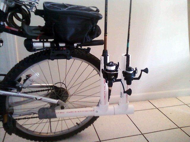 rack de vara de pesca | Pesca Rod bicicleta Titular | Flickr - Compartilhamento de fotos!