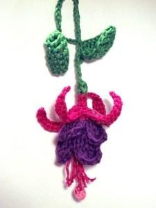 Fuchsia Crochet Pattern