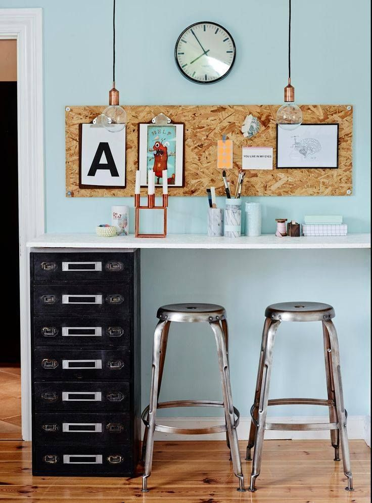 les 43 meilleures images du tableau l 39 osb la tendance d co venue tout droit des chantiers sur. Black Bedroom Furniture Sets. Home Design Ideas