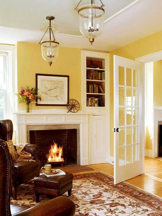 67 Best Living Room With Brown Coach Images On Pinterest