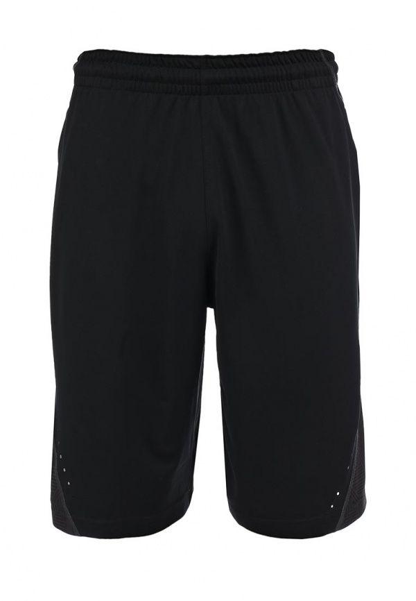 Шорты Nike / Найк мужские. Цвет: черный. Сезон: Осень-зима 2014/2015. С бесплатной доставкой и примеркой на Lamoda. http://j.mp/1l3RoAJ