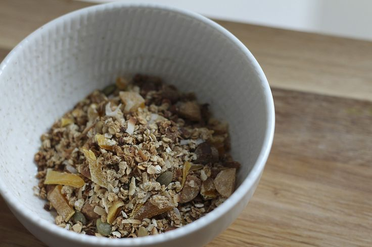 The Wooden Spoons Tropical Granola » The Wooden Spoons