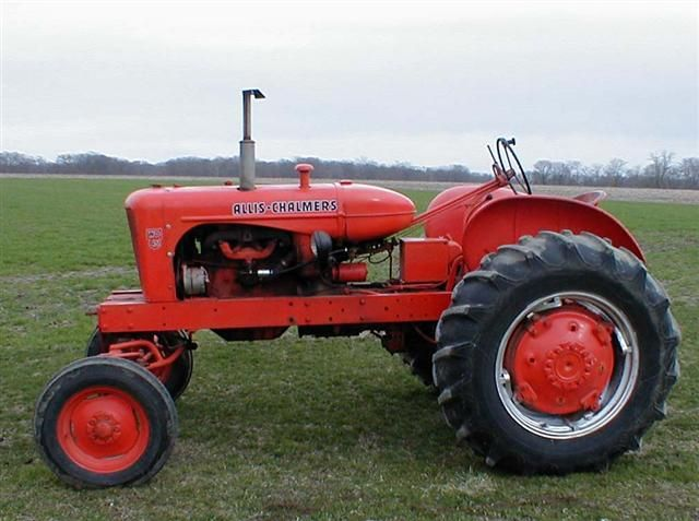 AC Allis Chalmers WD-45 tractor-for sale