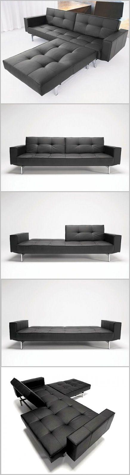 Modern Modular Convertible Sofa ♥
