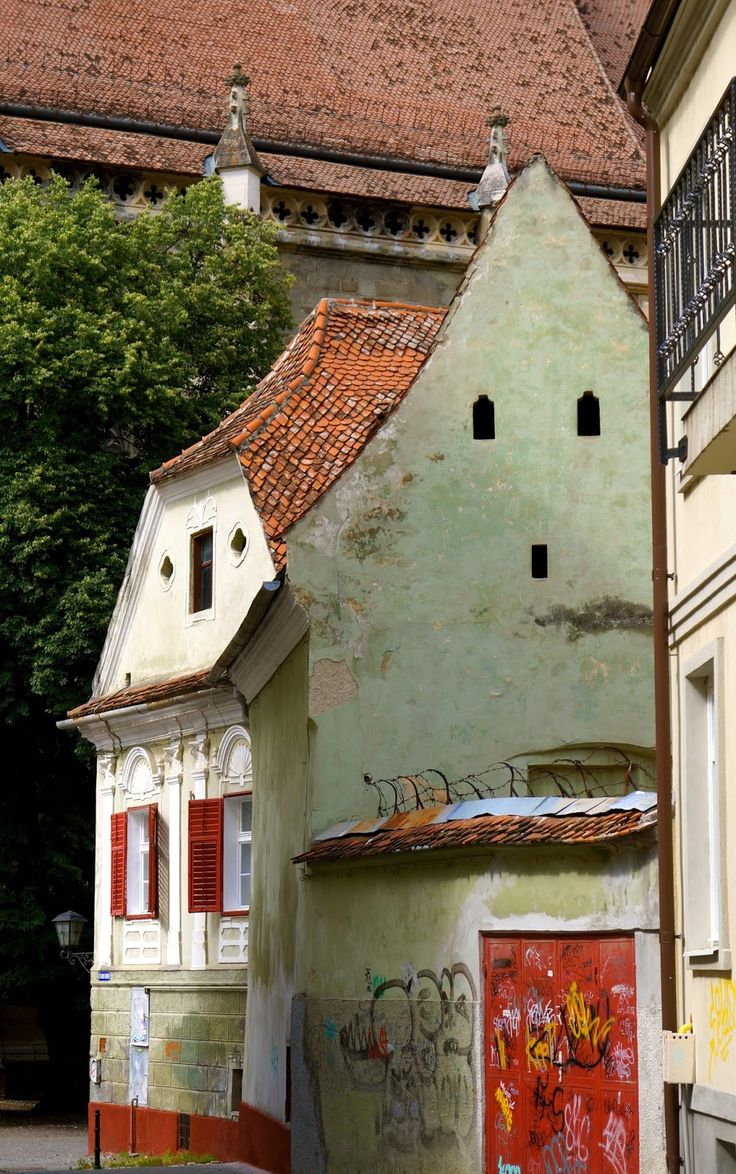 Brasov, a medieval Saxon city, Transylvania, Romania, www.romaniasfriends.com