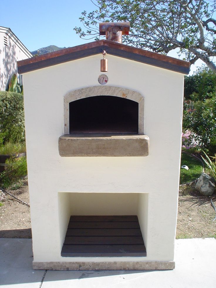 Outdoor Pizza Oven   Google Search