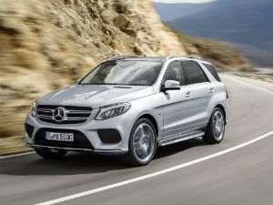 Mercedes-Benz GLE (facelifted ML class) launched at Rs 58.90 lakh