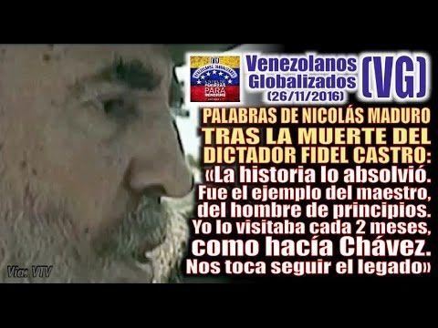 Muere Fidel Castro El socialismo venezolano, todavía más huérfano tras la muerte de Fidel Castro - http://www.notiexpresscolor.com/2016/11/28/muere-fidel-castro-el-socialismo-venezolano-todavia-mas-huerfano-tras-la-muerte-de-fidel-castro/