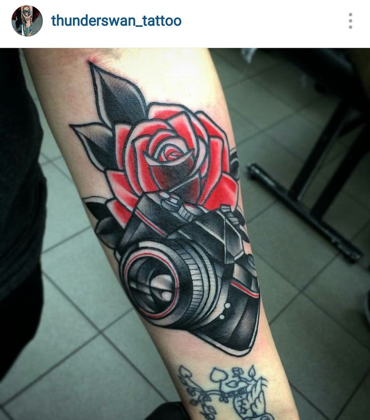 Tattoo Designs Camera: 25+ Best Ideas About Camera Tattoos On Pinterest
