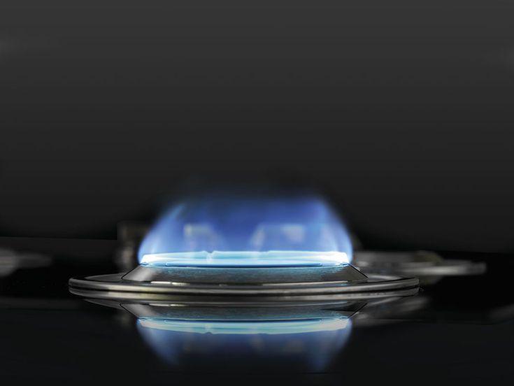 Smeg kookplaat met gasbrander Blade Flame Burner Dolce Stil novo - winnaar van de Good Design Award 2016