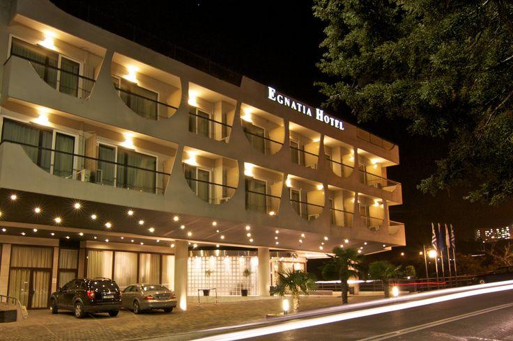 Kavala Hotels, EGNATIA CITY HOTEL & SPA | travelovergreece