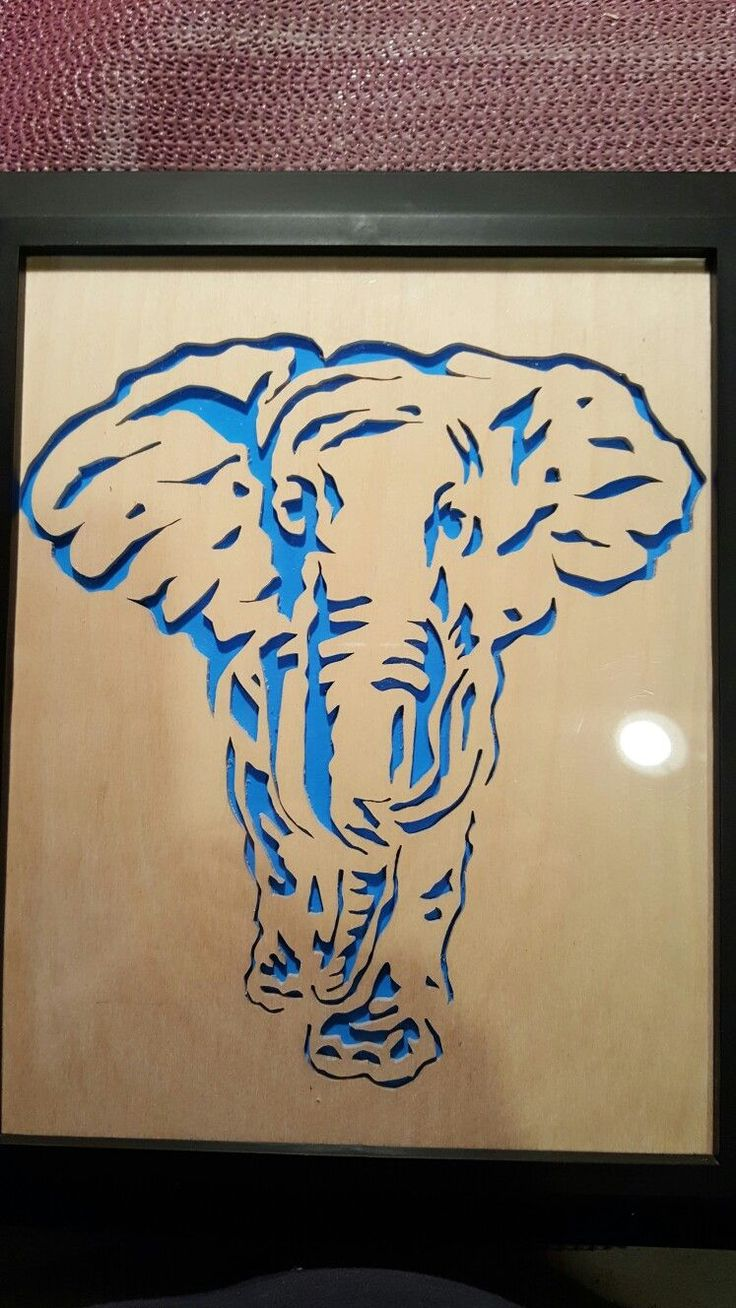 Pin oleh Lampu Hias dan Trophy PVC di Lukisan gajah