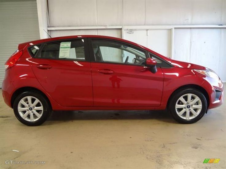 ford fiesta candy red red candy metallic 2012 ford. Black Bedroom Furniture Sets. Home Design Ideas