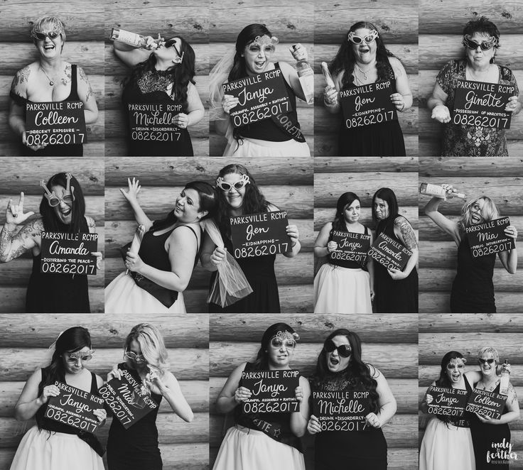 Stagette Bachelorette Hen Night Photoshoot | Vancouver Island BC