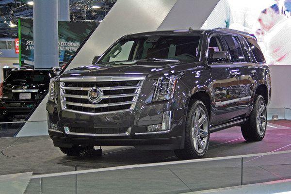 2015 Cadillac Escalade -  - Everett Chevrolet Buick GMC Cadillac http://www.everettchevy.com