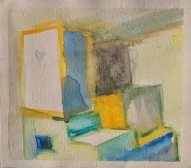 "Saatchi Art Artist Boboc Mihai; Painting, ""stove in romania"" #art"