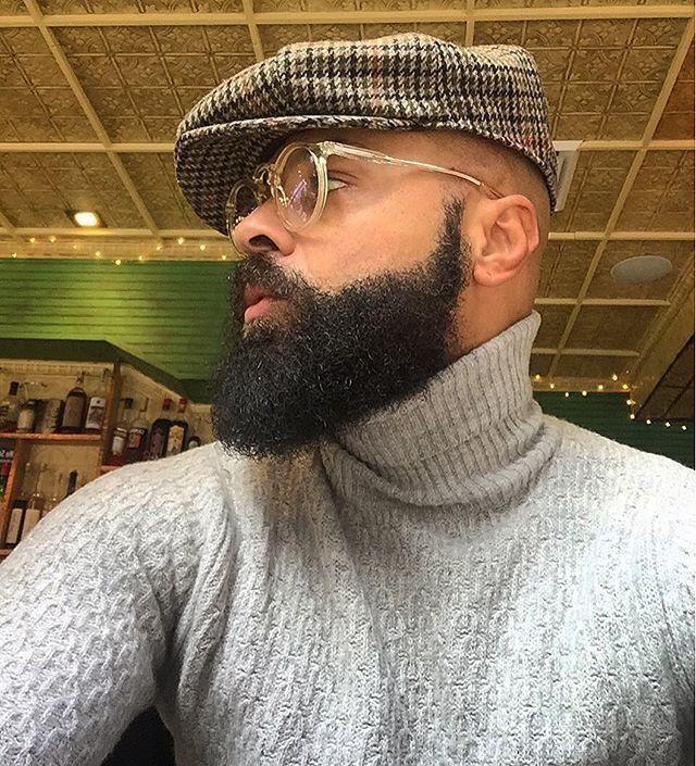 Hebrew beard, Zaqan, Philly Beard, Bearded and Black